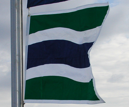 Water Trail Site Flag